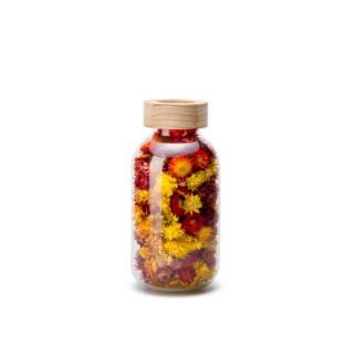 Pot-pourri taille L multicolore Ø 15 x H 31 cm 663583
