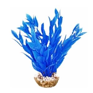 Dracaena bleu en plastique 13 cm 663954