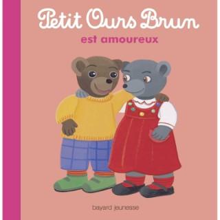 Petit Ours Brun est Amoureux 3 à 6 ans Bayard Jeunesse 664005