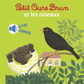 Mini Sonore Petit Ours Brun et les Oiseaux dès 1 an Bayard Jeunesse 664010