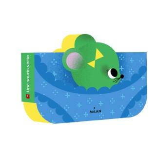 Une Souris Verte Comptines en Forme  à partir d'un an Éditions Milan 664059