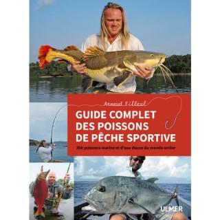 Guide des Poissons de Pêche Sportive 480 pages Éditions Eugen ULMER 664090