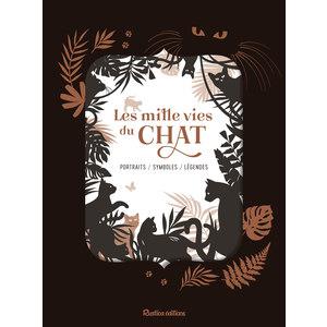 Les Mille Vies du Chat Beaux-livres Rustica 664505