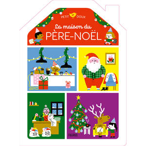La Maison du Père Noël Jeunesse Hachette Fleurus 664523