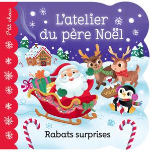 L'Atelier du Père Noël Fleurus 664525