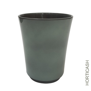 Cache-pot orchidée Ø12,5xH15 cm 664644