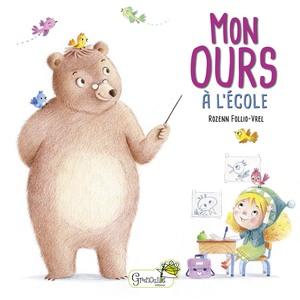 Mon ours - à l'école 664724