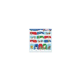 Les étiquettes autocollantes du père Noël éditions Lito 665115