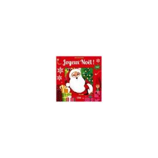 Livre puzzle joyeux Noël éditions Lito 665121