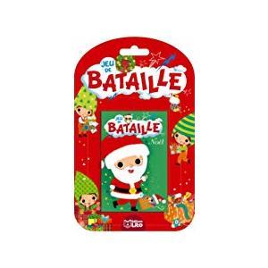 Jeu de bataille Noël éditions Lito 665125