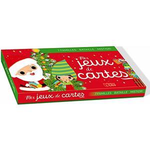 Jeux de cartes Noël éditions Lito 665126