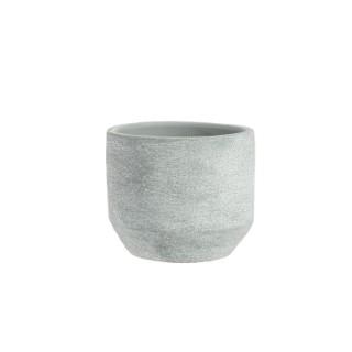 Cache-pot Sandy Ø 15  x H 15 cm Terre cuite 665664