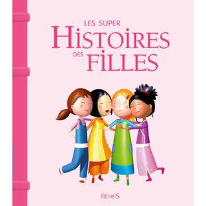 Les supers histoires des filles des éditions Fleurus 665890