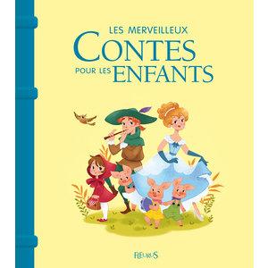 Les merveilleux contes pour les enfants des éditions Fleurus 665891