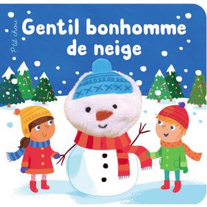 Gentil bonhomme de neige des éditions Media jeunes 665930