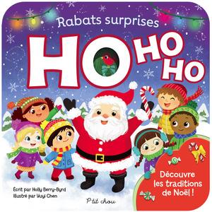 Ho ho ho ! des éditions Media jeunes 665932