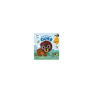 Livre marionnette - La Journée de petit ours 666028