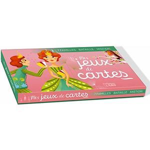 Ma boîte de jeux de cartes féérique des éditions Lito 666041