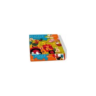 Puzzle à la ferme des éditions Lito 666044