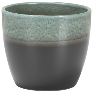Cache-pot 920 Dark Moss Ø 16 x H 14 cm Céramique émaillée 666318
