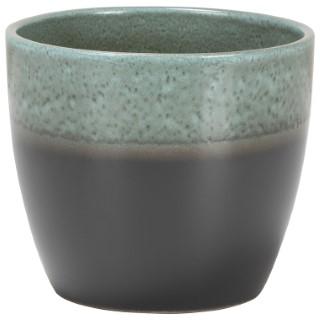 Cache-pot 920 Dark Moss Ø 22 x H 19,5 cm Céramique émaillée 666320