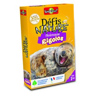 Défis Nature – Animaux rigolos 668676