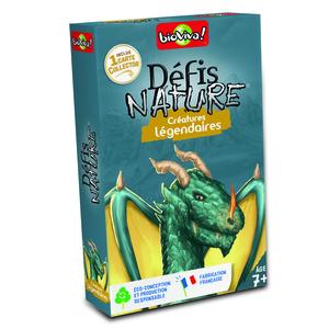 Défis Nature – Créatures légendaires 668677