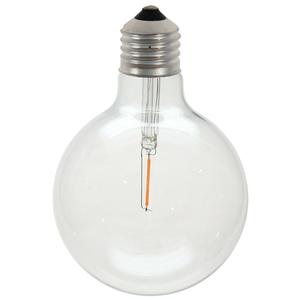 Ampoule LED blanc chaud pour guirlande G706W Ø 9,5 cm 669044