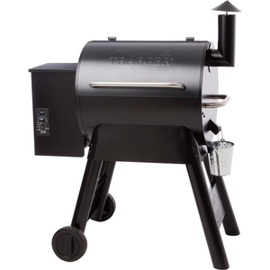Barbecue à pellets Traeger pro 22 noir 104 x 69 x 124 cm 669453