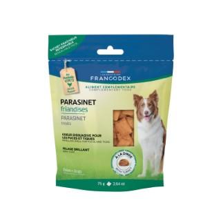 Friandises parasinet pour chien 75 g 670448