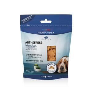 Friandises anti-stress pour chien 75 g 670449