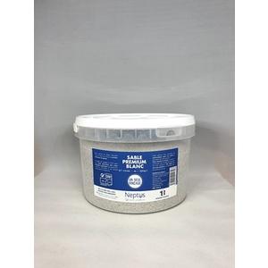 Sable premium blanc fin 3,5 L 671734