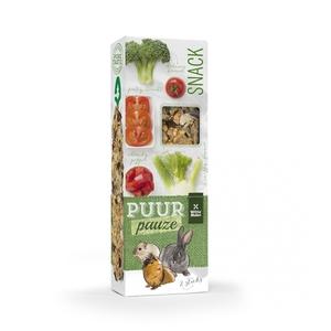 Sticks puur brocoli et tomate pour rongeurs 110 g 671894