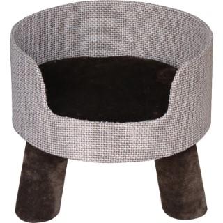 Sofa Anas brun pour chien et chat - taille M 672057
