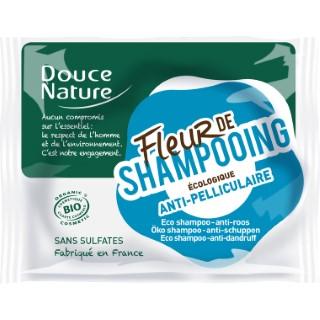 Fleur shampooing solide anti pelliculaire 85g bio 672092