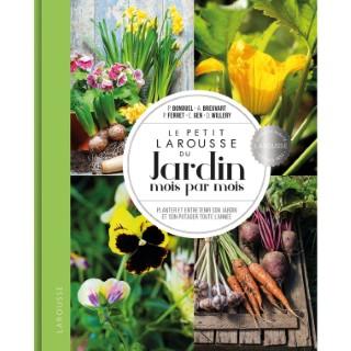 Le petit Larousse du jardin mois par mois aux éditions Hachette 672198