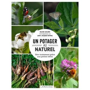 Un potager au naturel aux éditions Hachette 672202