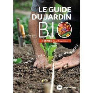 Le guide du jardin bio - nouvelle édition aux éditions Terre vivante 672211