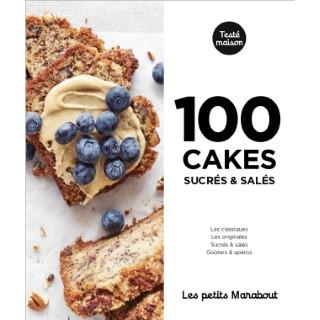 100 cakes sucrés et salés aux éditions Hachette 672282