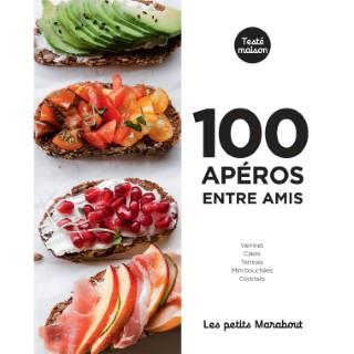 100 apéros entre amis aux éditions Hachette 672283