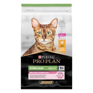 Croquettes pour chat stérilisé Cat Sterilised poulet en sac de 10 kg 672418