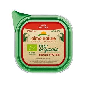 BioOrganic Single Protéine Bœuf pour chien 150 g 672513