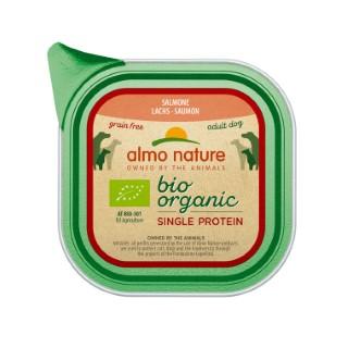 BioOrganic Single Protéine Saumon pour chien 150 g 672515