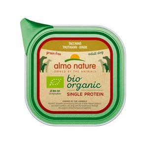BioOrganic Single Protéine Dinde pour chien 150 g 672516