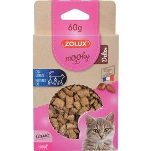 Friandises pour chat Mooky Delies stérilisé en étui de 60 g 672525