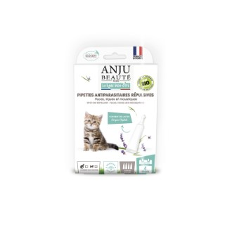 Pipettes insectifuges bio pour chaton x 4 672729