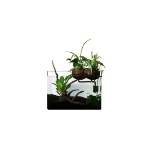 Filtration naturelle Coco80 pour aquarium < 80L 672745