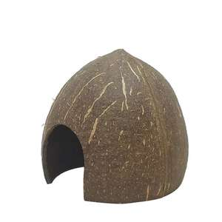 Cocoplanque pour habitat animal en noix de coco 672746