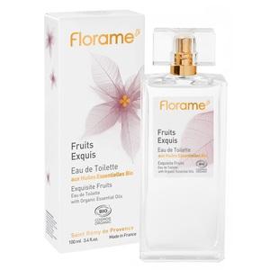 Eau de toilette Fruits Exquis flacon spray 100 ml transparent 672793