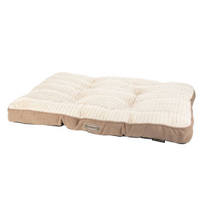 Coussin rectangulaire Scruffs Ellen taille M beige 673293